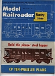 Model Railroader magazine - May 1963