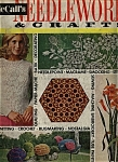 Click here to enlarge image and see more about item J8899: McCall';s Needlework & Crafts - Spring-summer 1972