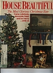 House Beautiful - December 1986