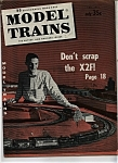 Model Trains Magazine-  Fall 1961