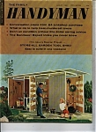 The Family Handyman - August 1963