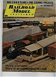 Railroad Model Craftsman Magazine- September 1974