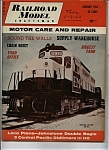 Railroad Model Craftsman Magazine - January 1962
