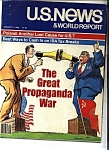 U. S. News & world report magazine - january 11, 1982