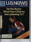 U. S. News & World Report magazine- October  28, 1985
