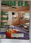 Click here to enlarge image and see more about item J9120: 1001 Home Ideas magazine- February 1988