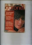 Click here to enlarge image and see more about item J9256: Coronet Magazine - March 1968