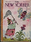 Click here to enlarge image and see more about item J9285: The New Yorker - magazine -  May 7, 1960