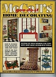 Click here to enlarge image and see more about item J9308: McCall's home decorating - Spring 1972