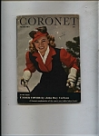 Click here to enlarge image and see more about item J9318: Coronet Magazine - February 1944