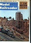 Model Railroader  Magazine -  September 1973