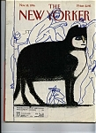 The New Yorker Magazine - Nov. 18, 1996