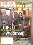 Click here to enlarge image and see more about item J9405b: Black Enterprise - October 2002