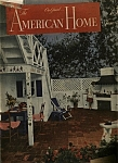 Click here to enlarge image and see more about item J9462: The American Home - June 1945