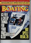 Click here to enlarge image and see more about item J9465: Boating Magazine - July 1994