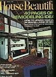 Click here to enlarge image and see more about item J9472: House Beautiful - May 1971