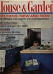 House & Garden Magazine - August 1968