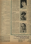 The Household Magazine- March 1935