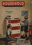 Click here to enlarge image and see more about item J9533: The Household magazine - November 1945