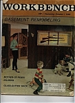 Click here to enlarge image and see more about item J9619: Workbench magazine - Sept., October 1969