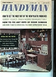 The Family Handyman = October 1964