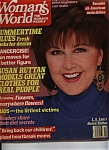 Click here to enlarge image and see more about item J9631: Woman's World Magazine  - March22, 1988