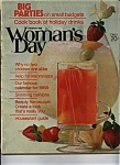 Click here to enlarge image and see more about item J9632: Woman's Day Magazine - January 1969
