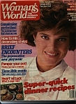 Click here to enlarge image and see more about item J9633: Woman's World Magazine - April 5, 1988