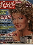 Click here to enlarge image and see more about item J9634: Woman's World Magazine -  March 8, 1988