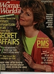 Woman's World Magazine - August 14, 1990