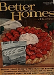 Better Homes and Gardens  Magazine- March 1964