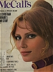 Click here to enlarge image and see more about item J9722: McCall';s Magazine - October 1969