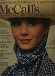 Click here to enlarge image and see more about item J9724: McCall's Magazine - May 1969