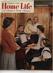 Click here to enlarge image and see more about item J9748: Home Life Magazine - March 1958