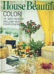 Click here to enlarge image and see more about item J9771a: House Beautiful - May 1969