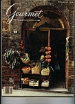 Gourmet magazine February 1987