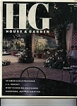 House & Garden (HG) Magazine - January 1989
