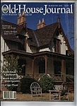 Old House Journal magazine - May/June 1989