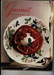 Click here to enlarge image and see more about item J9837: Gourmet Magazine - Ap ril 1986