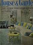 Click here to enlarge image and see more about item J9852: House & Garden magazine = July 1967