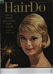 Vintage Hair Do HAIRSTYLE Magazine- October 1960
