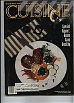 Click here to enlarge image and see more about item J9941: Cuisine Magazine - September 1984