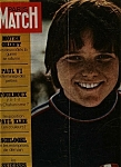 Paris Match Magazine - Fevrier 7, 1970