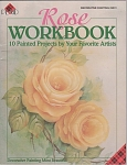 VINTAGE~ROSE WORKBOOK~10 Projects~by Artists