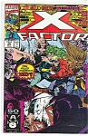 X-force, Marvel comics - # 72  Nov. 1991