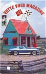 Click here to enlarge image and see more about item KEP118: 1992 CORVETTE  VETTE VUES MAGAZZINE