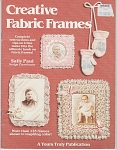 Click here to enlarge image and see more about item KNIT130: CREATIVE FABRIC FRAMES