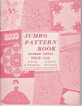 Click here to enlarge image and see more about item KNIT132: VINTAGE~1967~JUMBO PATTERN~KNIT~SEW~CROCHET