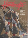 Click here to enlarge image and see more about item KNIT160: Country Handcrafts Magazine~V-6~ 5 Bazaar~198