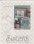 CROSS STITCH PATTERN~SISTERS~MOVE THE CAT